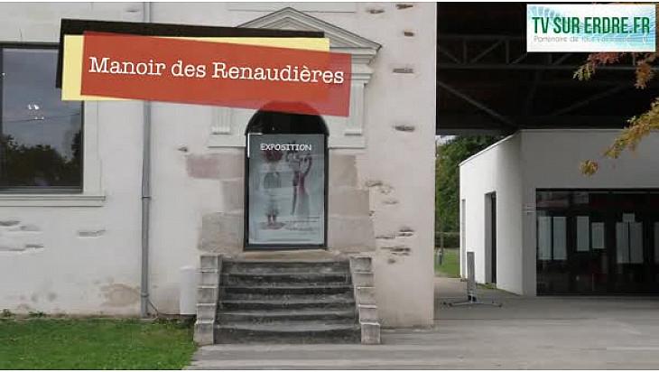 Exposition au Manoir des Renaudières à Carquefou 2017