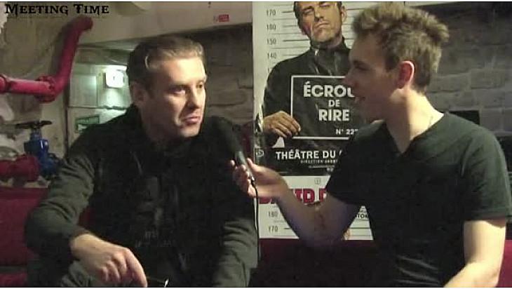 David Desclos et Stomy Bugsy : L'ex bandit nous a 'Écroué de rire' ! Interview Tvlocale et MeetingTime @stomyduarte