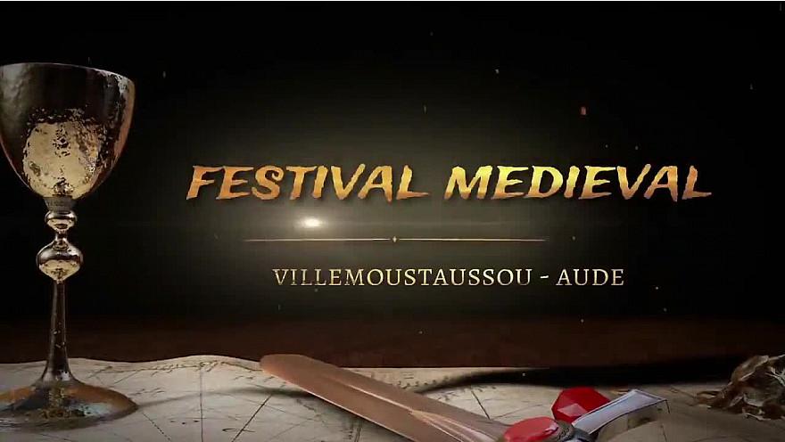 Villemoustaussou, Festival Médiéval @lesechansonsducarcasses  #Associations #medieval #carcassonne #tvlocale.fr